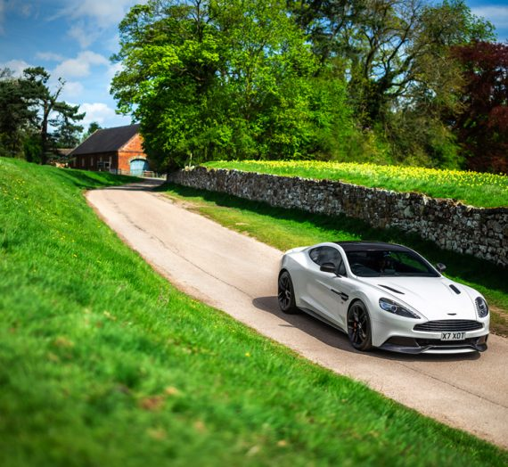 Drive Britain's best – the Aston Martin