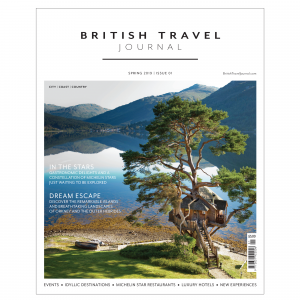 Buy British Travel Journal Spring 2019