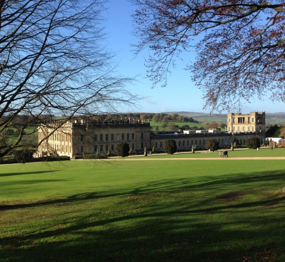 Chatsworth an Exclusive Glimpse into Life 'Behind the Scenes'