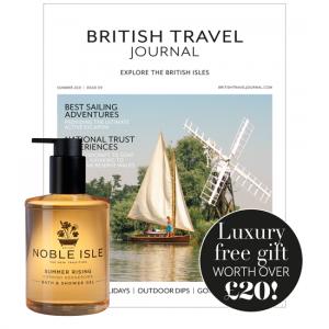 Print Subscription British Travel Journal