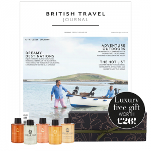Subscribe to British Travel Journal