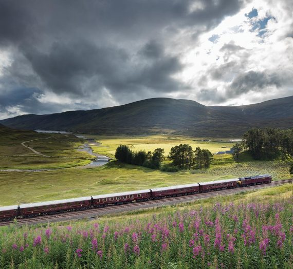 Belmond Royal Scotland: heritage homes & gardens
