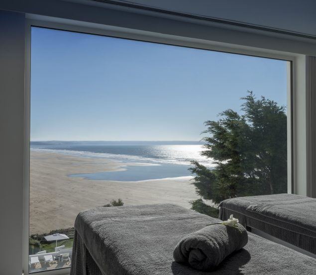 North Devon's newest and finest coastal spa has opened