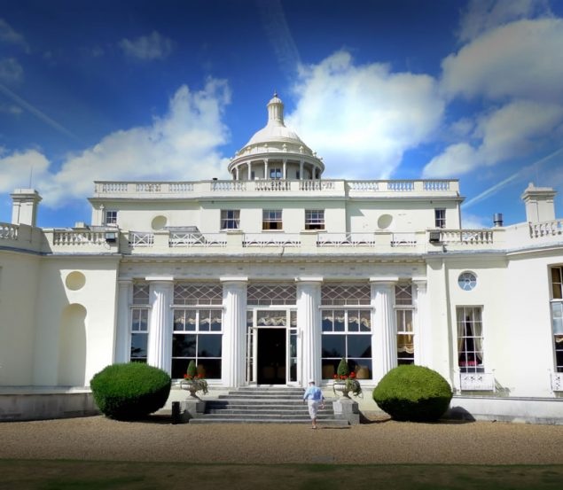 New romantic getaways at Stoke Park