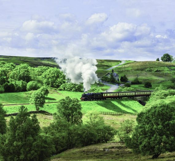 Yorkshire by Steam