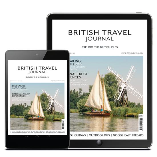 Digital Subscription British Travel Journal