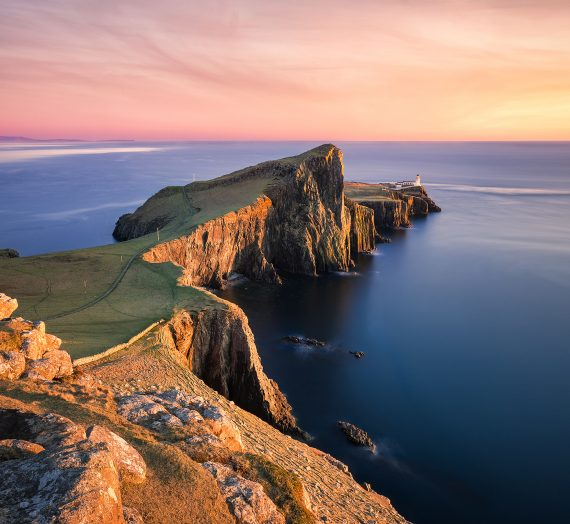 Idyllic Scottish Islands