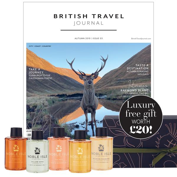 Subscribe to British Travel Journal