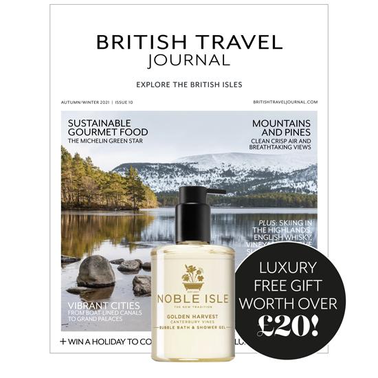 Subscription British Travel Journal