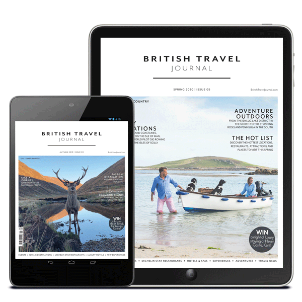 British Travel Journal Digital