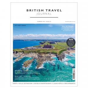Buy British Travel Journal Summer 2019