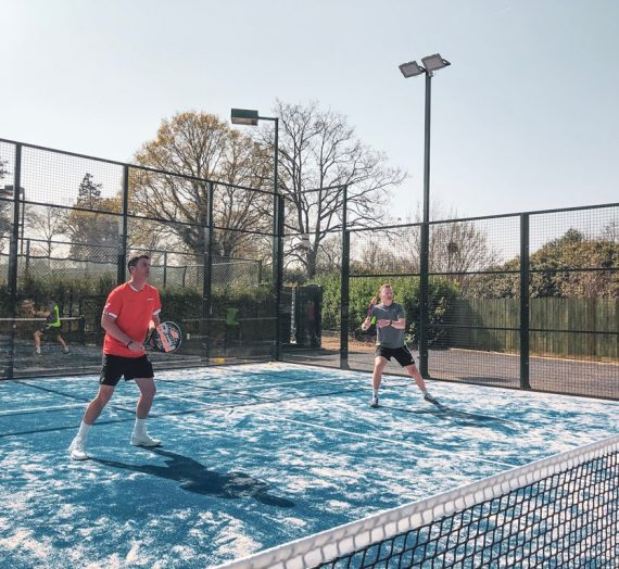 Stoke Park adds Padel to its award-winning facilities!