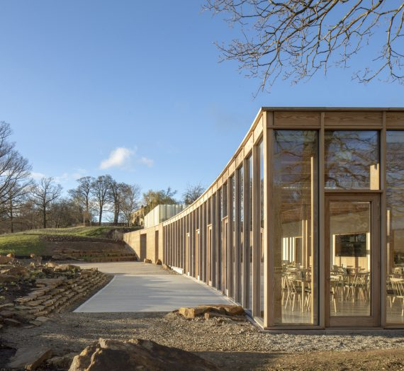 Yorkshire Sculpture Park wins three 2019 RIBA Yorkshire Awards