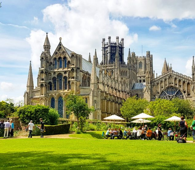 10 of the best British Cathedrals
