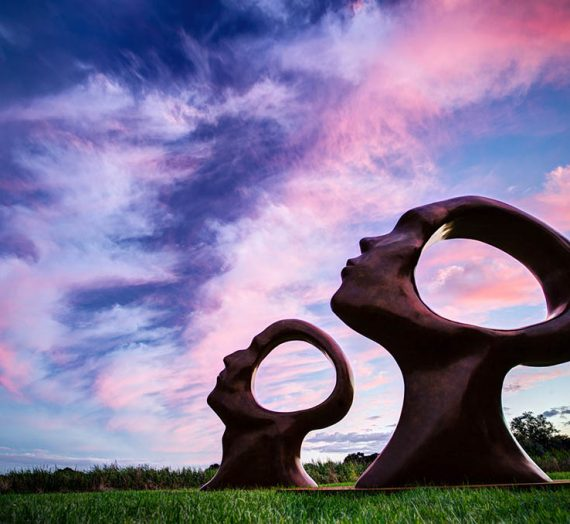 Discover the best outdoor art this autumn