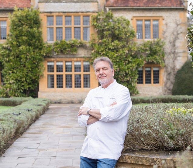 Interview with Raymond Blanc in a special year