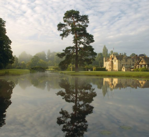 Hever Castle winner in three categories at top industry awards