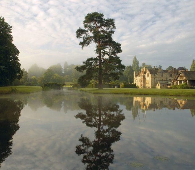 Hever Castle winner in three categories at top industry awards