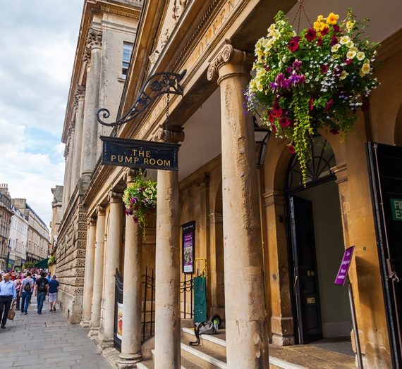 Discover beautiful Bath on this feel-good city walk
