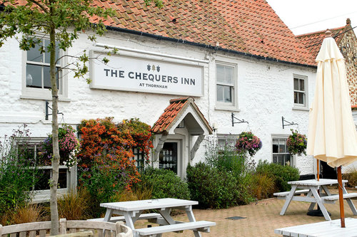 Chequers in Thornham