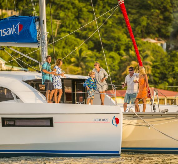 Sunsail brings its popular flotilla holidays to the UK for the first time