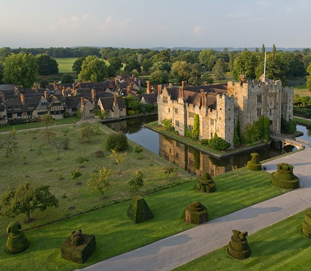Win a one-night stay for two at Hever Castle Luxury Bed and Breakfast