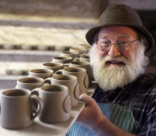 John Leach Pottery