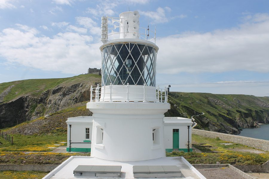 Lundy Lighthouse