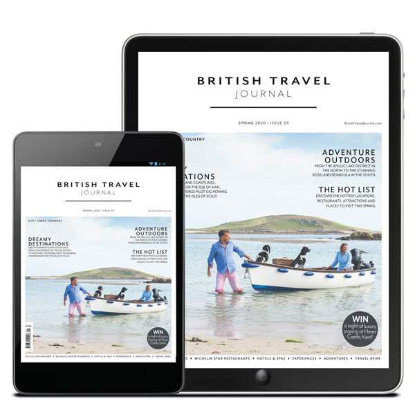 British Travel Journal Spring 2020 Digital