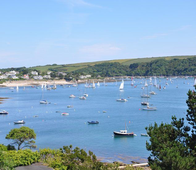 St Mawes and the Roseland