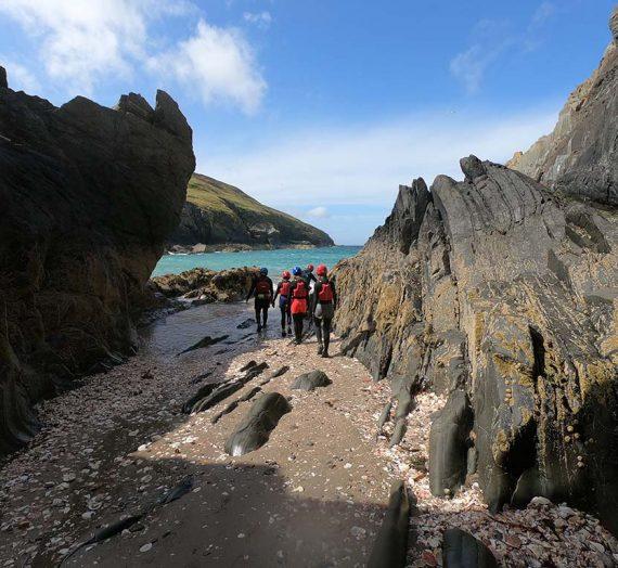 Weekend of Adventure in the Isle of Man