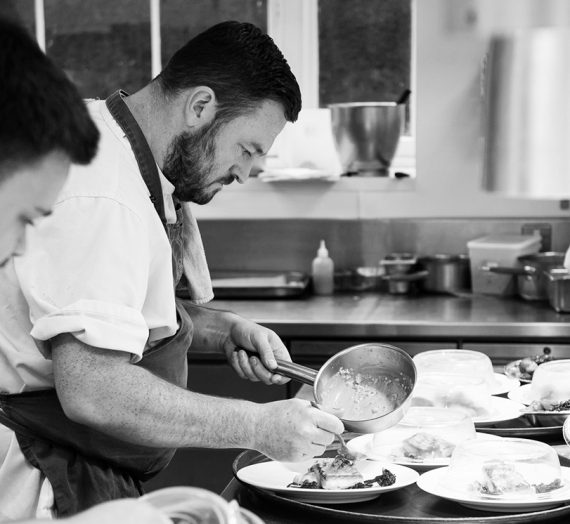Interview with Paul O'Neill Head Chef at Cliveden House