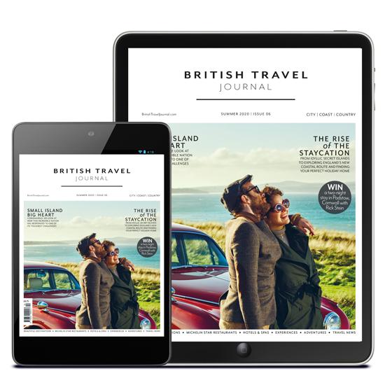 British Travel Journal Digital 2020
