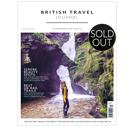 British Travel Journal Autumn/Winter Sold Out