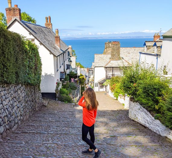 Clovelly the UK's most Instagrammable village