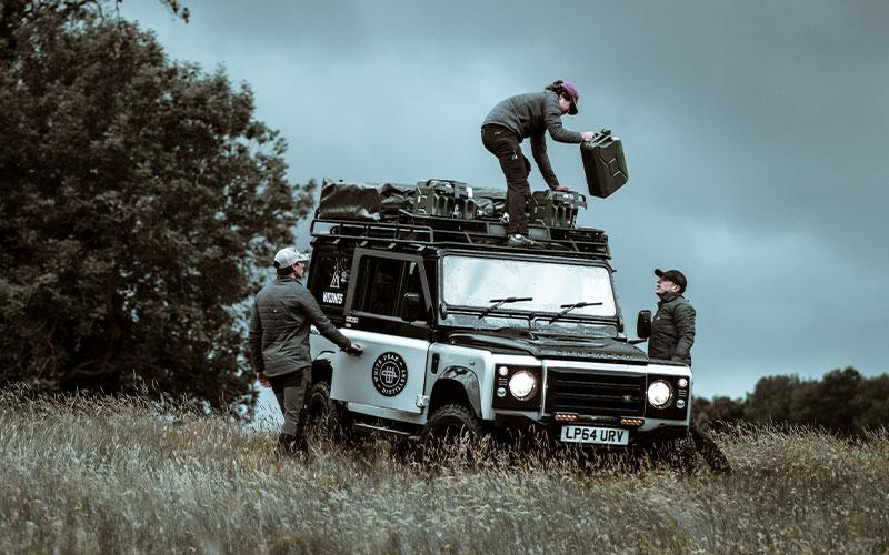 WILDNIS Range Rover