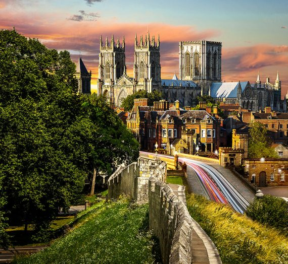 Top 10 places to visit in Yorkshire