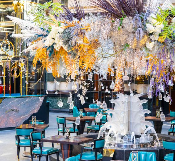The best al fresco terraces to visit in London!
