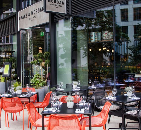 The best al fresco terraces in London to visit this Summer