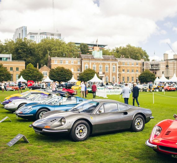 Win tickets to London Concours 2021