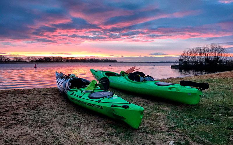 Nature Kayak Adventure