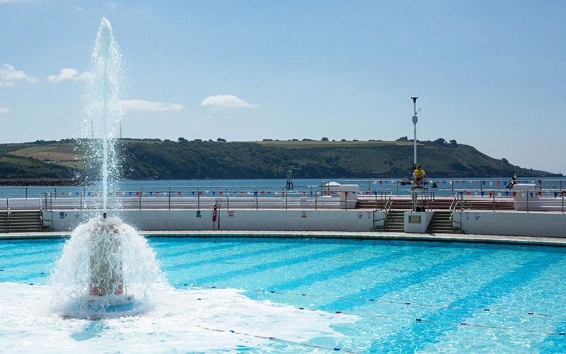 Tinside Pool, Plymouth