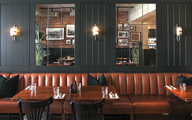 Harry's Restaurant Exeter