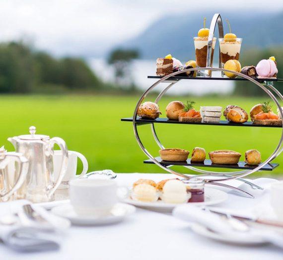 Seven Top UK Spas to visit this Afternoon Tea Week 2021