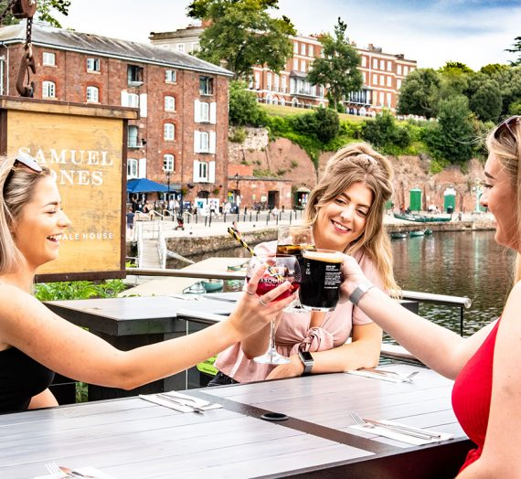 Win a Foodie Break to Exeter