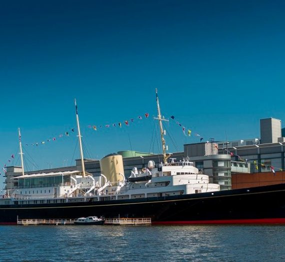 WIN a day out aboard The Queen's former floating palace!