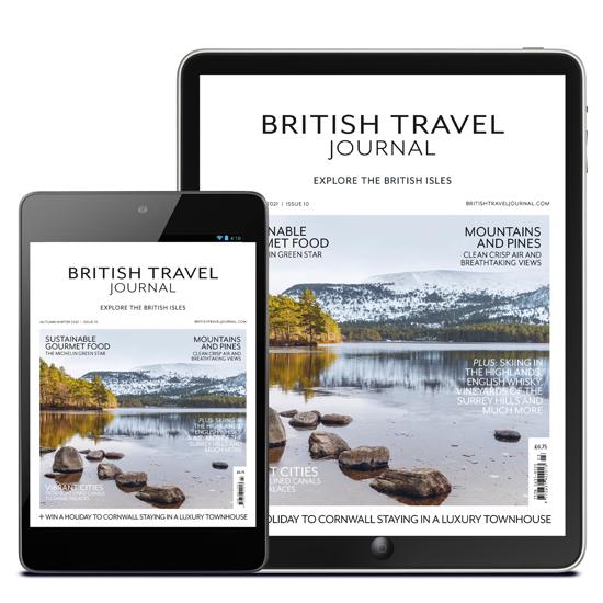 British Travel Journal AutWin2021 Digital