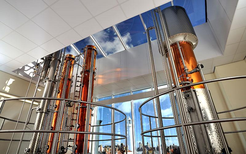 Adnams Copper House Distillery