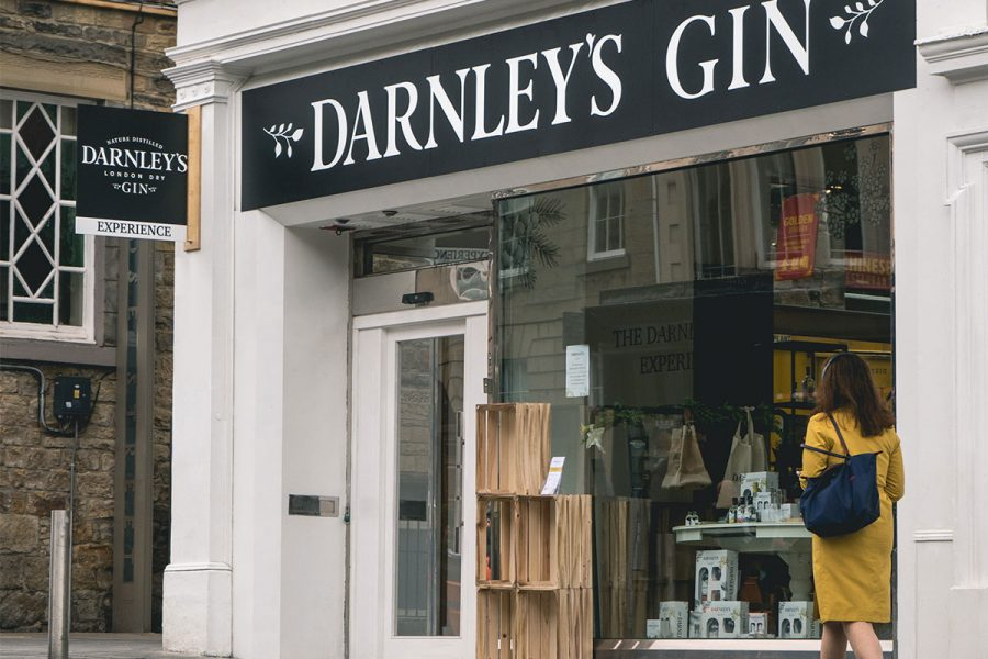 Darnley's Gin Experience